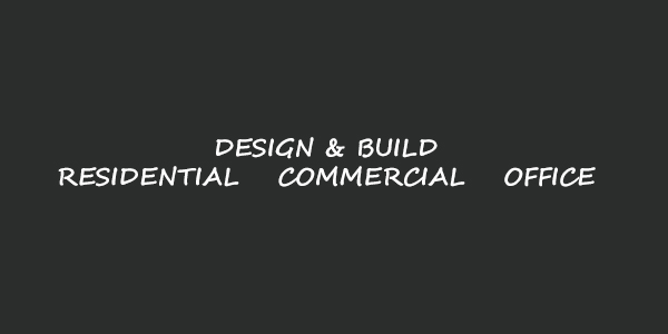 design-and-build
